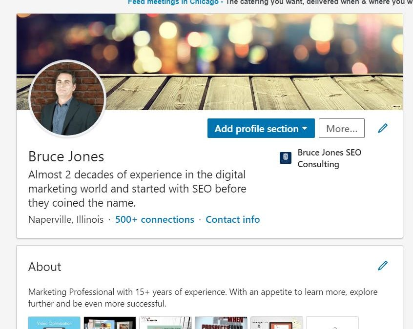 9 Steps To Building A More Engaging LinkedIn Profile