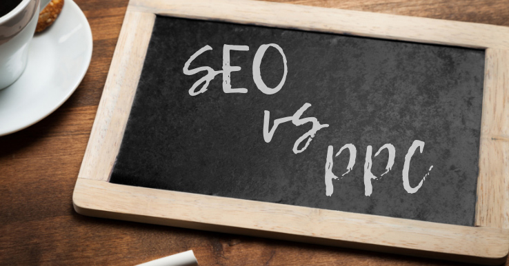 SEO or PPC what is the difference