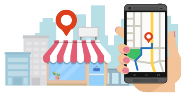 experience the benefits of optimizing your business on maps