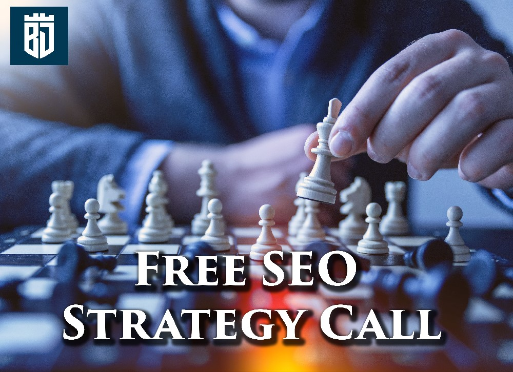 Free SEO Strategy Audit