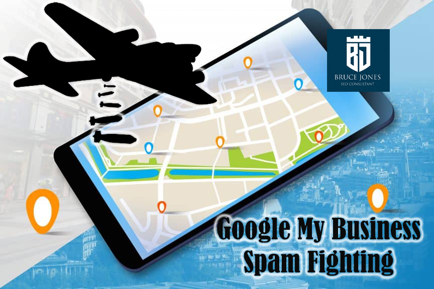 Fighting spam on Google Maps